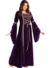 Adult Renaissance Lady Costume Plus Size