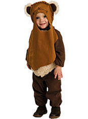 Toddler Boys Ewok Costume - Star Wars