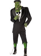 Adult Big Frank Frankenstein Costume