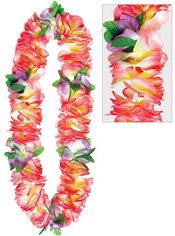 Pink Soft Petal Lei