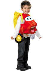 Toddler Boys Chuck Costume - Chuck & Friends