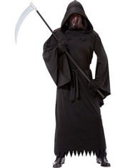Adult Phantom of Darkness Costume Plus Size