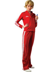 Teen Girls Sue Sylvester Costume - Glee