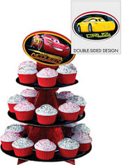 Cars Treat Stand Holds 24
