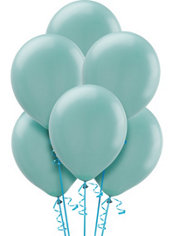 Caribbean Latex Balloons 12in 15ct
