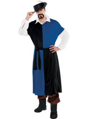 Adult Musketeer Tunic