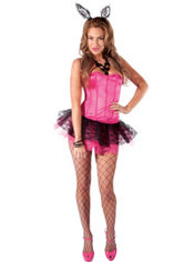 Cute Pink Bunny Costume Kit