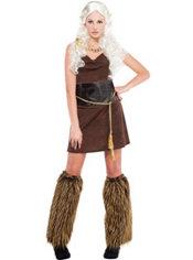 Adult Renaissance Warrior Dress
