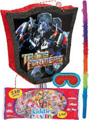 Pull String Transformers Pinata Kit
