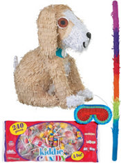 Puppy Pinata Kit