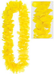 Yellow Divine Flower Lei