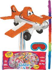 Pull String Planes Pinata Kit