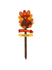 Turkey Yard Stake