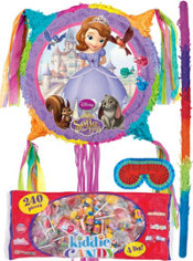 Add-a-Balloon Sofia the First Pinata Kit