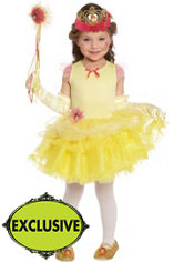 Girls Tutu Belle Costume
