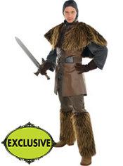 Adult Night Watchman Warrior Costume