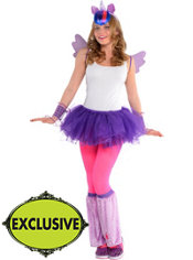 Adult Twilight Sparkle Costume - My Little Pony