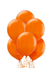 Orange Balloons 20ct