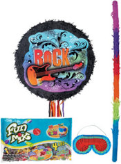 Rock Guitar Pinata Kit