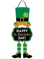 quick shop leprechaun st patricks day - St Patricks Day Decorations