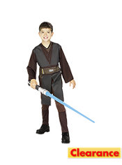 Boys Star Wars Anakin Skywalker Costume