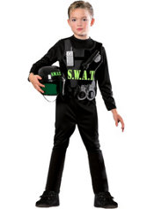 Boys SWAT Costume