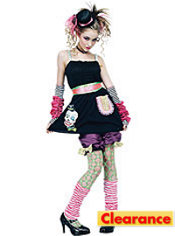 Girls Harajuku Girl Costume