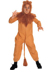 Boys Cowardly Lion Costume - Wizard of Oz