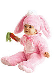 Baby Precious Rabbit Costume