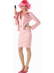 Adult Frenchie Costume - Grease