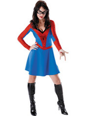 Adult Classic Spider-Girl Costume