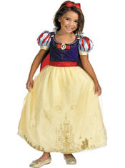 Girls Snow White Costume Prestige