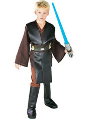 Boys Anakin Skywalker Costume Deluxe - Star Wars