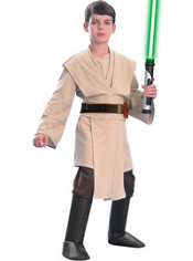 Boys Jedi Costume Deluxe - Star Wars