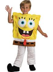 Boys SpongeBob Costume Deluxe