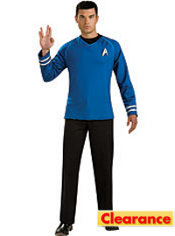 Adult Spock Costume Grand Heritage - Star Trek