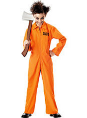 Boys Psychopath Killer Costume