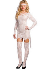 Adult Yo! Mummy Costume