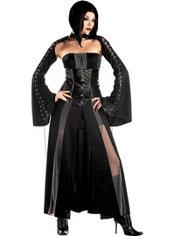 Adult Baroness Von Bloodshed Vampire Costume