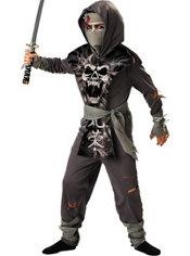 Boys Zombie Ninja Costume