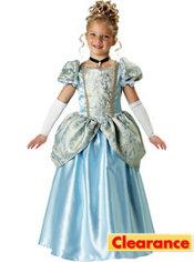 Girls Enchanting Princess Costume Elite