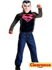 Boys Superboy Costume - Young Justice