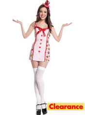 Teen Girls Cupcake Girl Costume