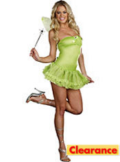 Adult Perfect Pixie Fairy Costume