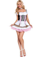 Adult Heidi Ho Beer Maid Costume