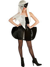 Girls Lady Gaga Costume
