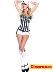 Adult Love Referee Costume