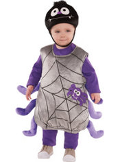 Baby Itty Bitty Spider Costume