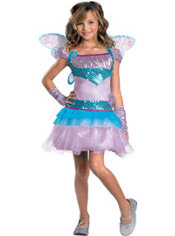 Girls Bloom Costume Deluxe - Winx Club