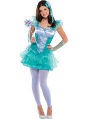 Teen Girls Ariel Costume